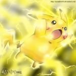 PikachuAttack by NyandrewB
