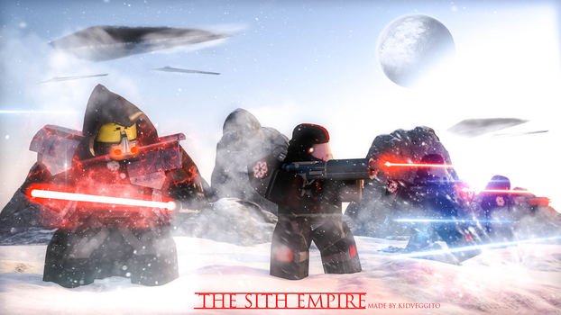 The Sith Empire by alanonunez