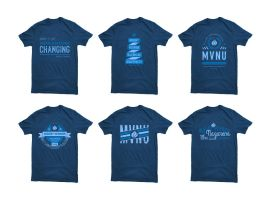MVNU T-Shirt Designs by SaraChristensen