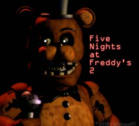 Withered Freddy by Delirious411