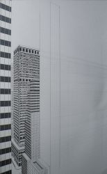 New York City - disegno in esecuzione 3^ by LittleLiuk