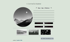 mountains and moon   non-core code f2u by SnowGirl1548