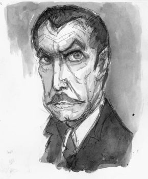 Vincent Price by L-F-S