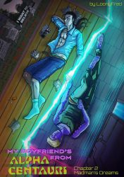 My_BF's_from_Aplha_Centauri_Chapter 2 Cover by LoonyFred