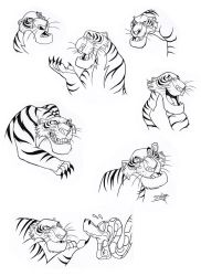 Milt Kahl Tribute Shere Khan by sav8197