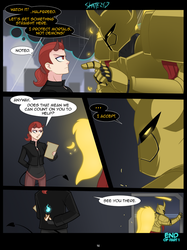 DU - Shattered p.4 by tortox