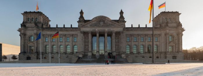 Reichstag by juanmah