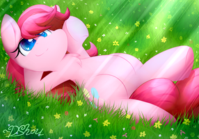 Alternate Pinkie Pie by DShou