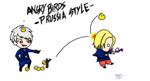 Prussia's Angry Birds by Ikaripoid