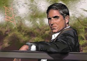 Reese from Person of Interest by semie