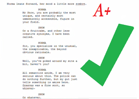 Screenwriting Made Very Easy 1 - Proper Formatting by SavageScribe