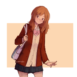 Natsume by amiette