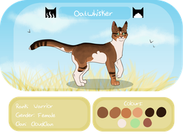 Oatwhisker by Ribbon-Wren