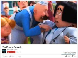 Top 10 Anime Betrayals by TheThievingCyborg