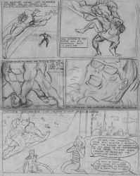Armstrong Anthology: Page breakdowns #31 by SimonWM