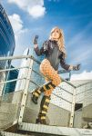 Black Canary by Lily-on-the-moon