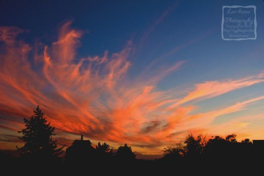 Horizon on Fire by MyPhotoParadise