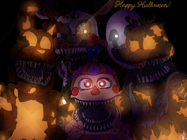 Happy Halloween! by CAC-Returns