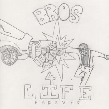 BROS 4 LIFE forever by koldtrane