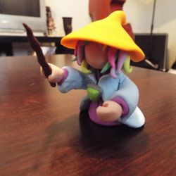 Witch Sculpt by spunionring