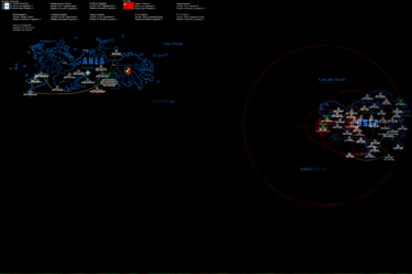Ace Combat Series Map by OutcastOne