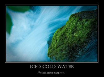 Iced cold Water by Zoltaniev