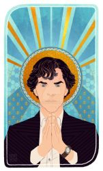 I'm a consulting detective. Only one in the world. by azureverie