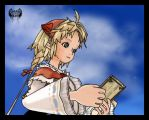 Polka from Eternal Sonata by l3xxybaby