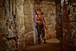 Lara Croft REBORN cosplay - oversee by TanyaCroft
