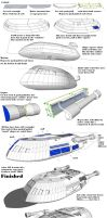 TUTORIAL How 2make a Dropship in 10min (sketchup) by scifilicious