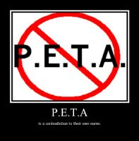 Anti PETA by piratekit