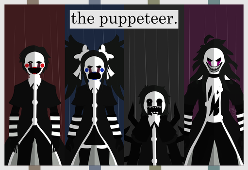 The Puppeteer by Wolf-con-f