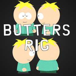 It's Butters' Rig! (Flash CS6 CLICK DOWNLOAD) by LWB-the-FluffyMystic