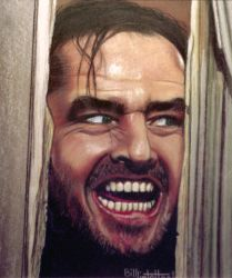 Jack Torrance by liamail