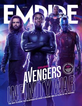 Avengers: Infinity War Empire Cover #3 by Artlover67