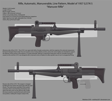 L57A1 - Manuver Rifle by Wolohan2011