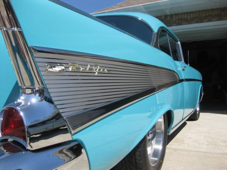 '57 Chevy Bel-Air by zembelle