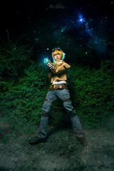 League of Legends: Ezreal by JoviClaire