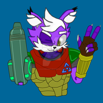MHQ Avatar, completed by ChaosMiles07
