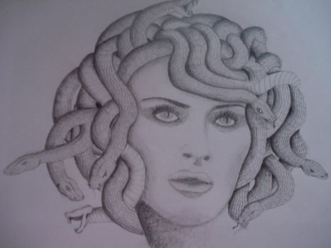 Medusa by Phil0s0phIa92