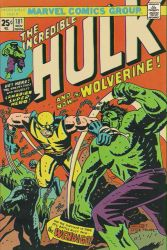 HULK #181 COVER RECREATION by future-parker