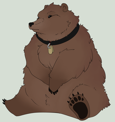 Bear :design 1: by lledra