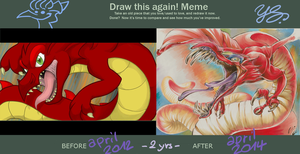 Improvement meme thingy by eissaY