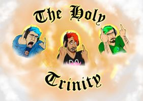 Holy Trinity by PrismKitten