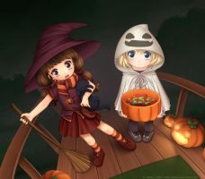 Trick or Treat by Hitana