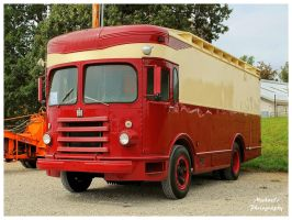 A 1950 International Harvester Fageol Van by TheMan268