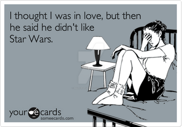 I thought I was in love, but... Star Wars version by MaliceDesire