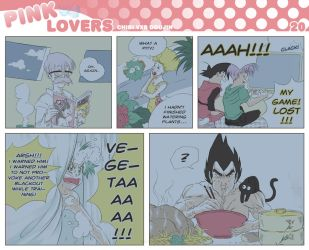 Pink Lovers 20 -S2- VxB doujin by nenee