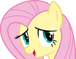 Fluttershy the singing star by dasprid