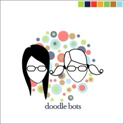 doodle bots logo by 7Lady7Maria7